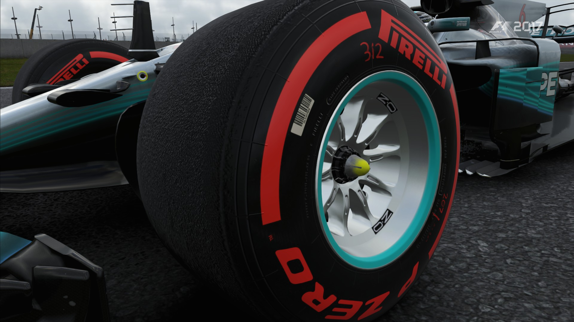 F1 2017 My Improved Tyre Textures - General Discussion - Codemasters