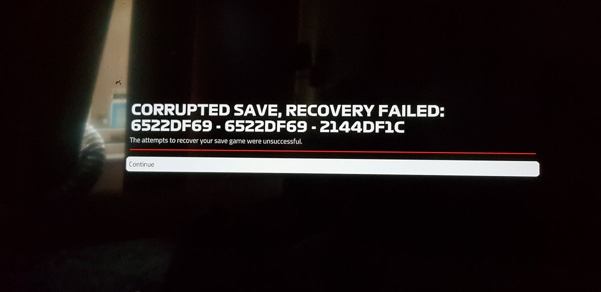 Ps4 corrupt save data  Lost everyting!!! [ZX] - Technical