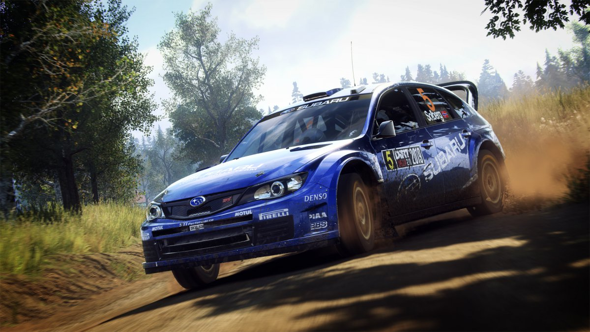 DIRT RALLY 2 0 cant use DLC on PS4 - Technical Assistance