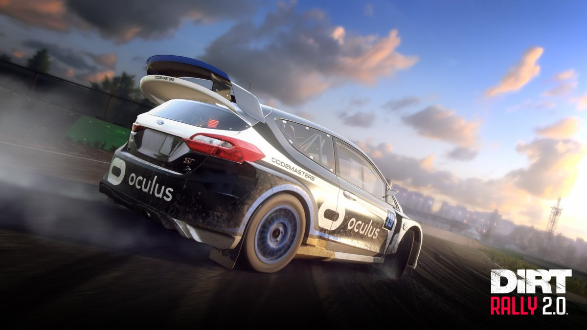 DiRT Rally 2 0: VR FAQ & Performance Guide - Technical