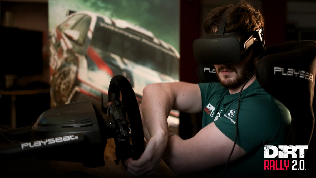DiRT Rally 2 0: Version 1 7 VR Feedback - Page 4 - Technical