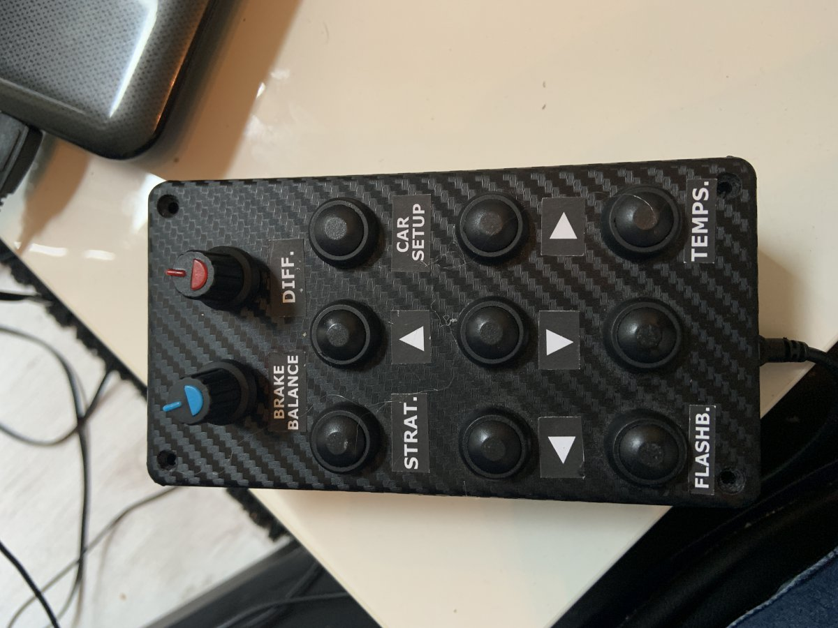 F***! YEAH!DIY BUTTON BOX PS4 DONE AND WORKING! - General