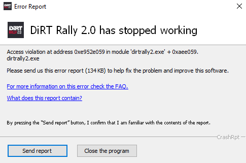DIRT RALLY 2 ERROR MSG 2.png