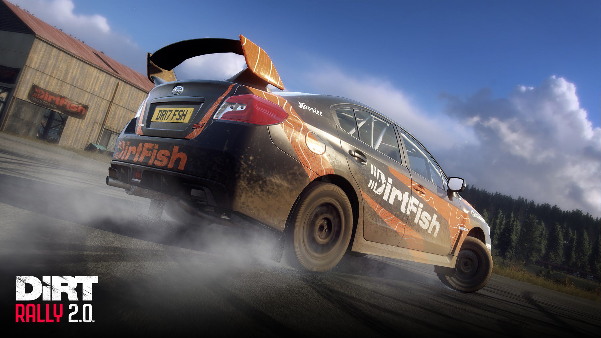 DiRT Rally 2.0 Useful Guides DiRT Rally 2.0 Technical