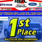 MP TURBO ROC ERALLY CLUB