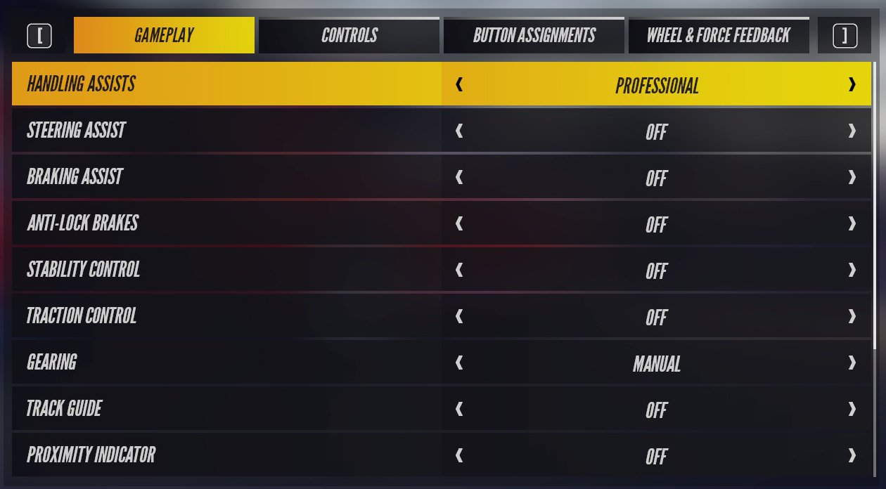 1 PROJECT CARS 3 TSXW GAMEPLAY Settings.jpg